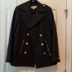 Michael Kors dark gray coat